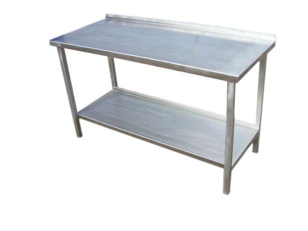 TYLKO 699Ł stół z półką 600x700x850 NOWY