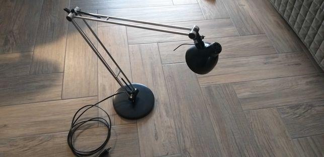 Lampa Ikea Biurkowa Antifoni Czarna