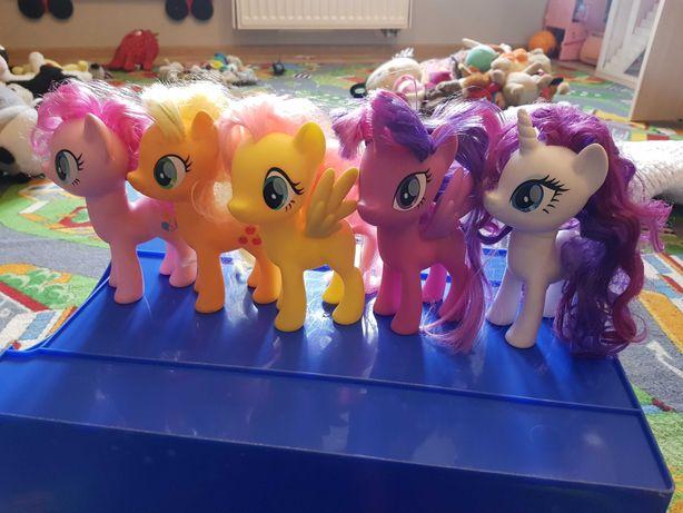 Koniki My little pony 6 szt