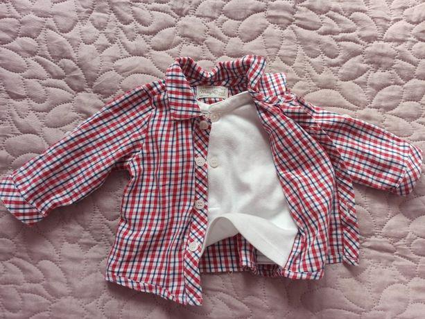 Koszula niemowlęca