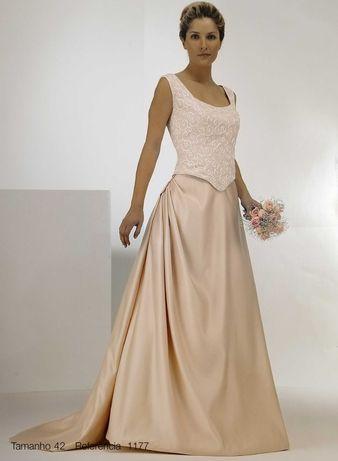 Vestido de Noiva Sposa Nova 1177