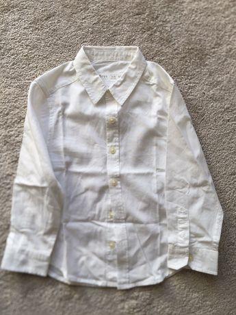 Camisa branca classica LEFTIES boys