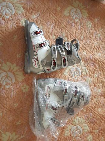 Conjunto de equipamento de snowboard