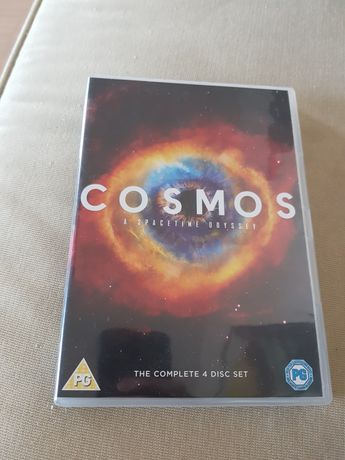 Cosmos a spacetime odyssey DVD x4