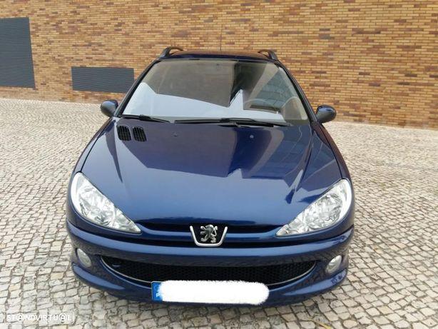 Peugeot 206 SW 1.4 16V XS