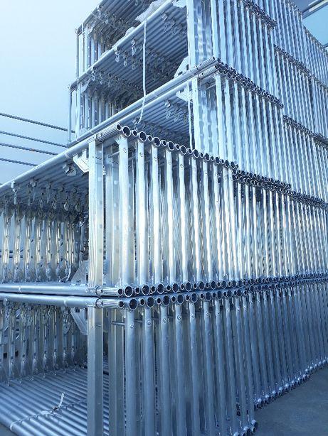 Andaime Aluminio - Layher Compativel