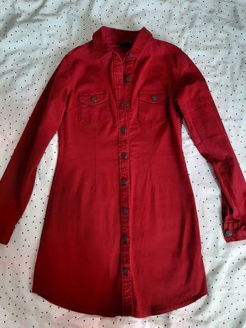 Sukienka jeansowa Tally Weijl