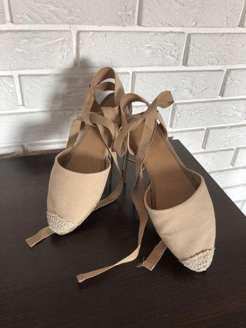 Espandryle sandałki baletki  kazar 37