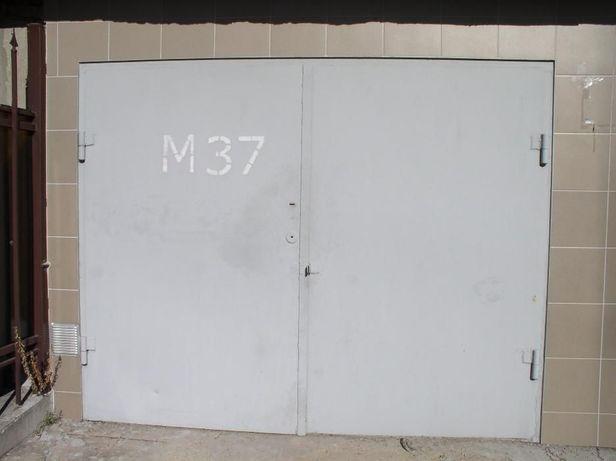 ворота гаражные 200$