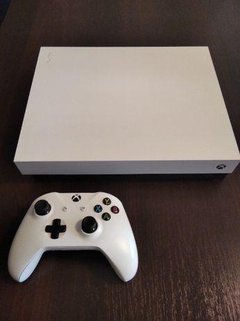 Xbox one x biały  1 Tb