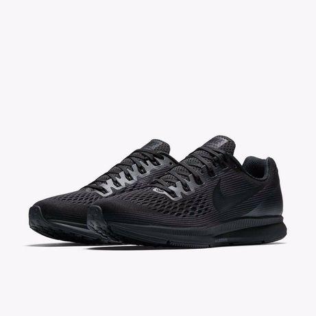 Кроссовки Nike Air Zoom Pegasus 34 (черные)