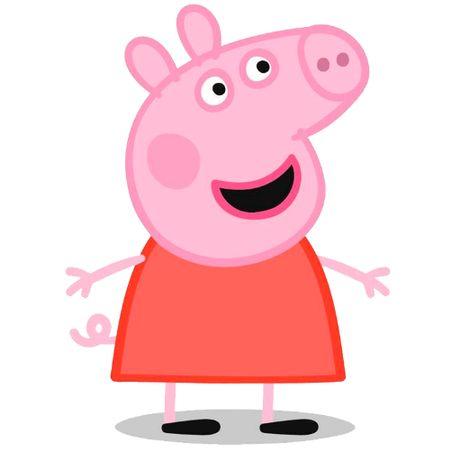 """Мягко-набивная детская игрушка """"Свинка Пеппа"""" Peppa (новая)"""