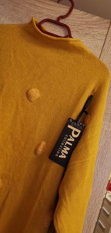 Nowa tunika sweterkowa M/L