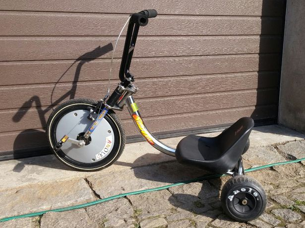 Trajka ANOLE drift rowerek