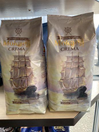 Испанский кофе Mokadji Crema 1100 грм.