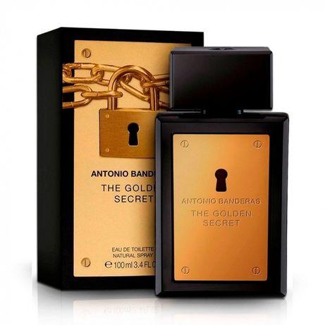 Туалетная вода Antonio Banderas «The Golden Secret»