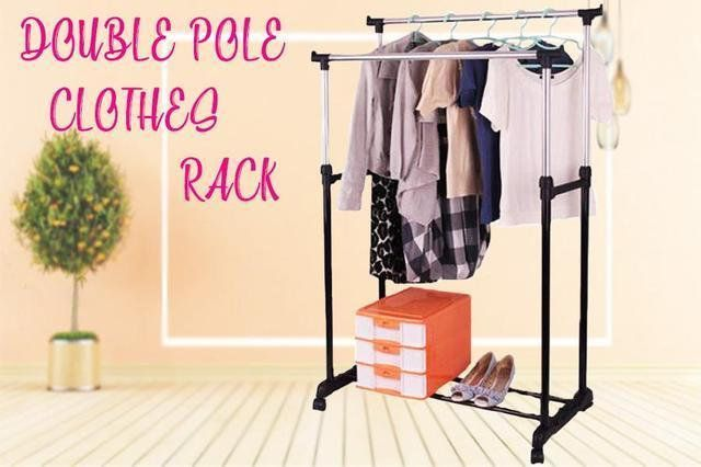 Вешалка стойка для одежды 135 см
