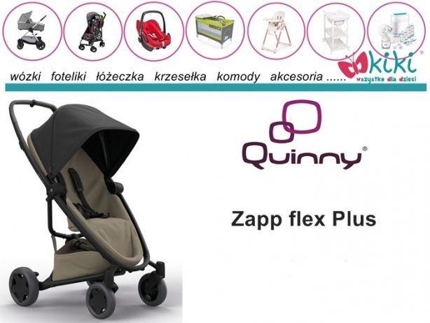 Wózek spacerowy Quinny Zapp Flex Plus
