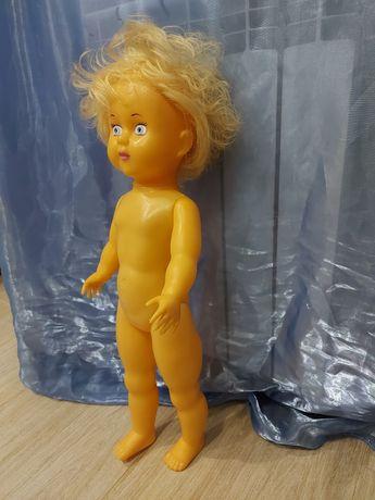 Кукла пластмассовая ссср.