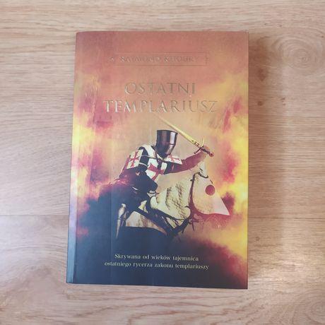 """Książka """"Ostatni templariusz"""" Raymond Khoury"""