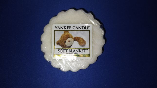 Yankee Candle Soft Blanket wosk Poznań centrum