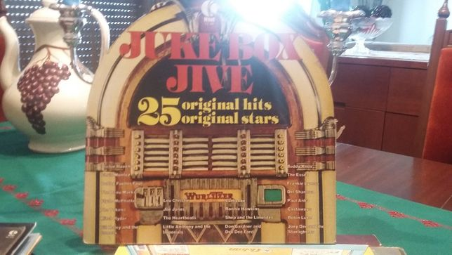 Jukebox Jive (Disco Vinil)