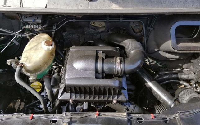 Двигатель Мотор Двигун Renault Master 2.5 2005г Рено Мастер Разборка