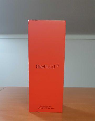 [SPROMO] OnePlus 9 5G 12GB/256GB €U Black c/Garantia-NOVO Caixa Selada