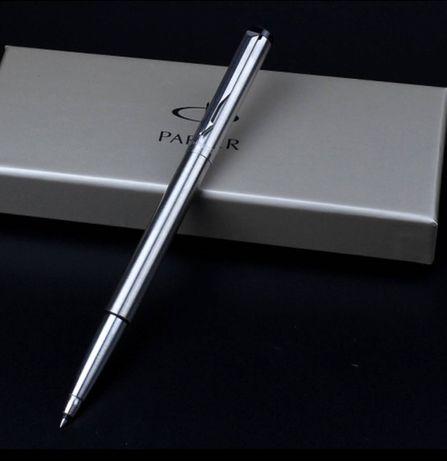 Ручка-роллер Parker VECTOR Stainless Steel 05 022 + стержень