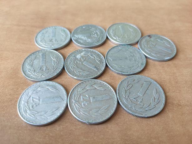 10 monet 1 złoty PRL