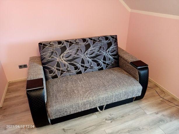 Sofa, fotel rozkładany z funkcją spania