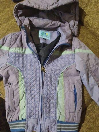 Куртка на 5-6 лет на мальчика