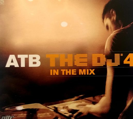 ATB The DJ 4 In The Mix 2CD 2008r