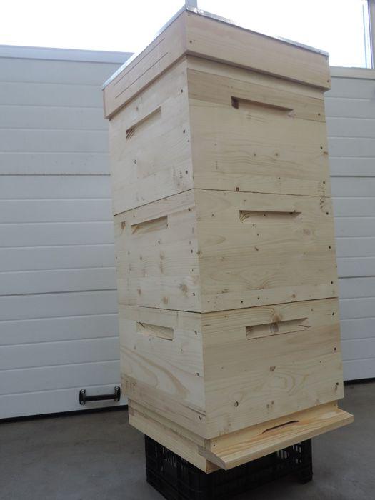 Ule wielkopolskie, ul drewniany, jednościenny