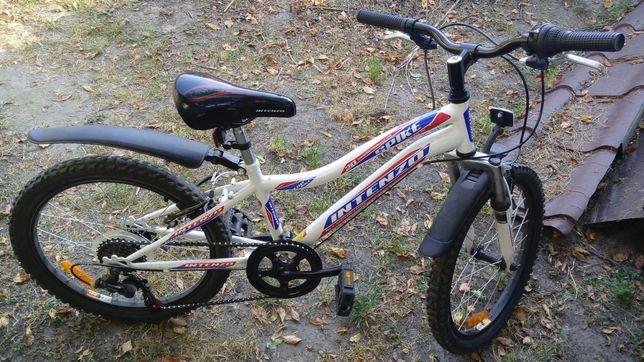 Велосипед горный Intenzo spike 20