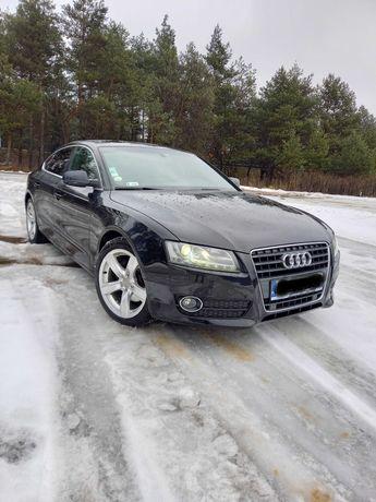 Piękne Audi a5 jeden wl,mały przebieg,,Zamiana
