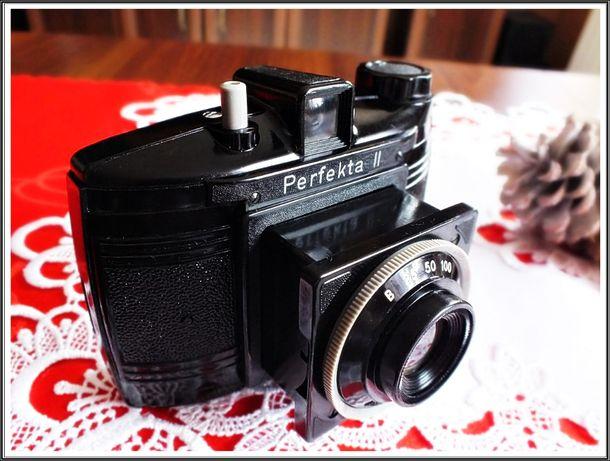Stary aparat Perfekta II Stan IDEALNY! Unikat kolekcjonerski