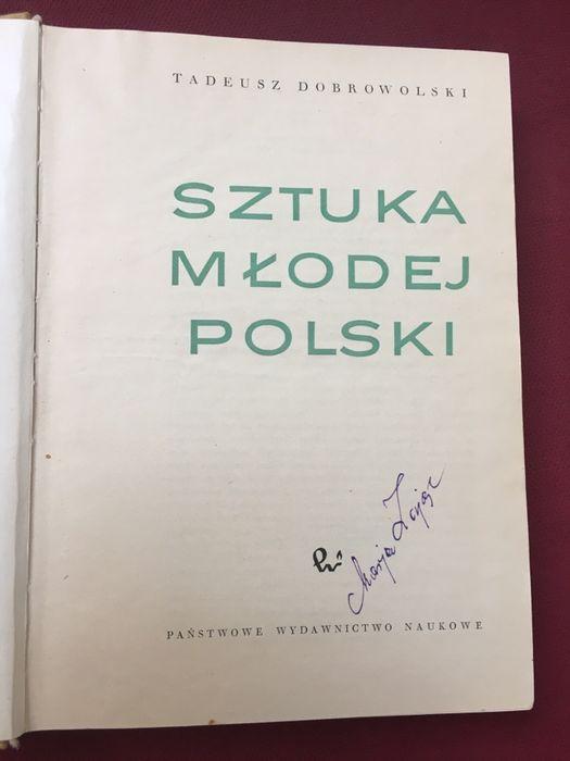 Dobrowolski Sztuka Młodej Polski Warszawa - image 1