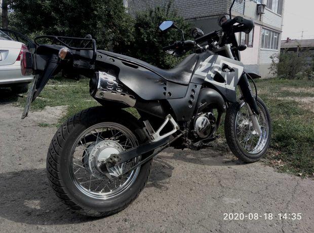 Мотоцикл zongshen lzx-200 gy 2