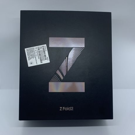 Samsumg Z Fold 2 256gb на Гарнатии