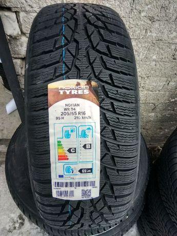 Зимние шины 205/65 R16 Nokian WR D4 - РАССРОЧКА 0%, НП -30%