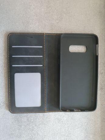 Case, Etui z klapką na telefon Samsung S10e