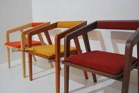 Cadeira Estilo Nórdico / Escandinavo / Retro Vintage