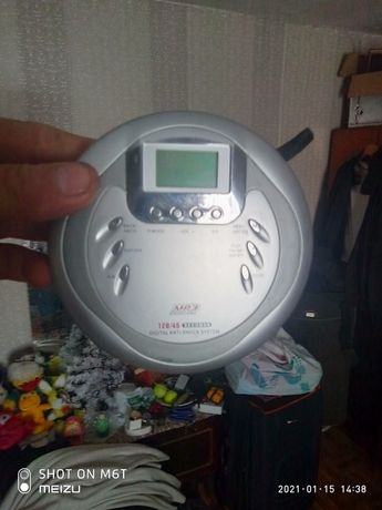 CD плеер.digital