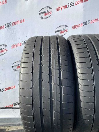 Літні шини б/у 255/30 R20 PIRELLI P'ZERO RUN FLAT (Протектор 5.5mm)