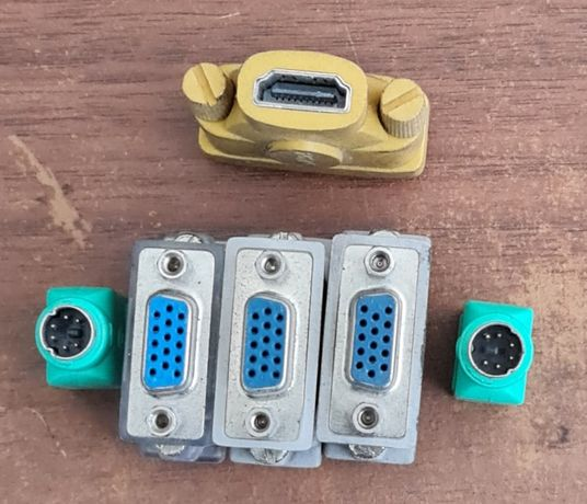 PS/2 to USB Переходник