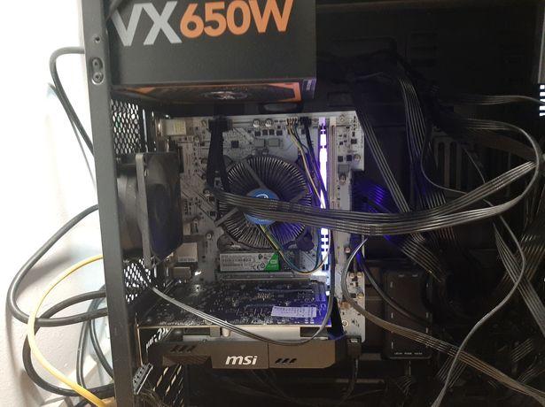 Torre Pc Gaming Intel