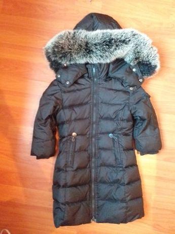 Пуховик курточка Moncler 2-4 года