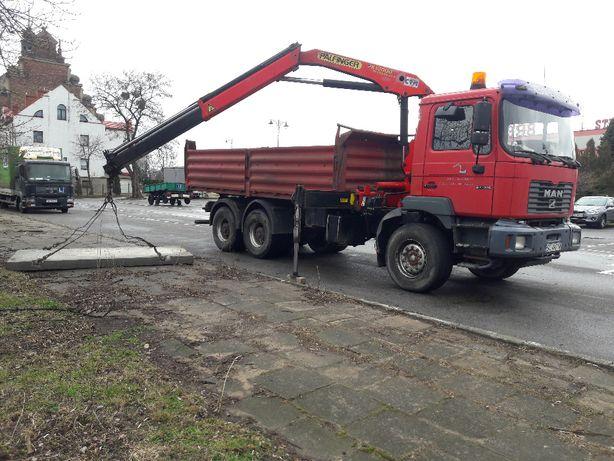 Transport HDS - wywrotka