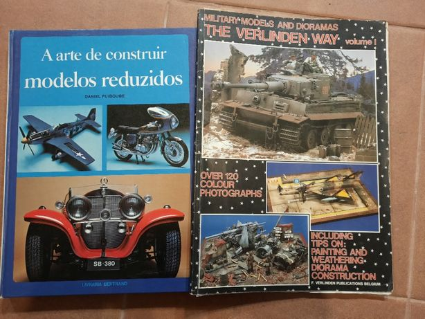 The Verlinden Way, Vol. 1: Military Models and Dioramas